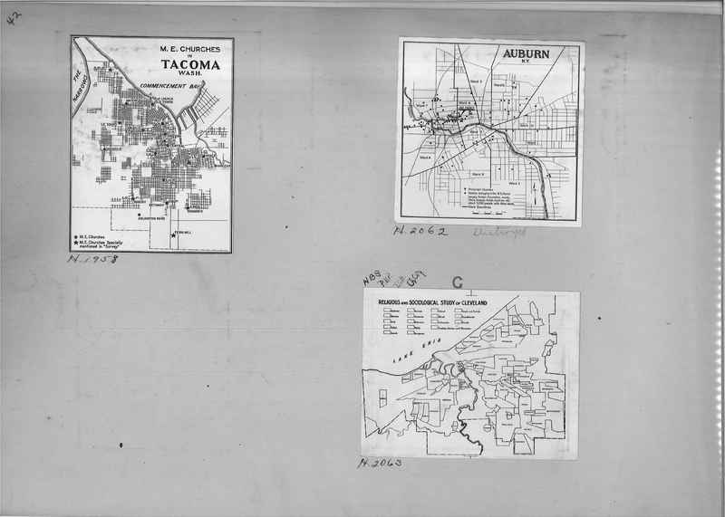 Mission Photograph Albums - Maps-Charts #01 Page_0042
