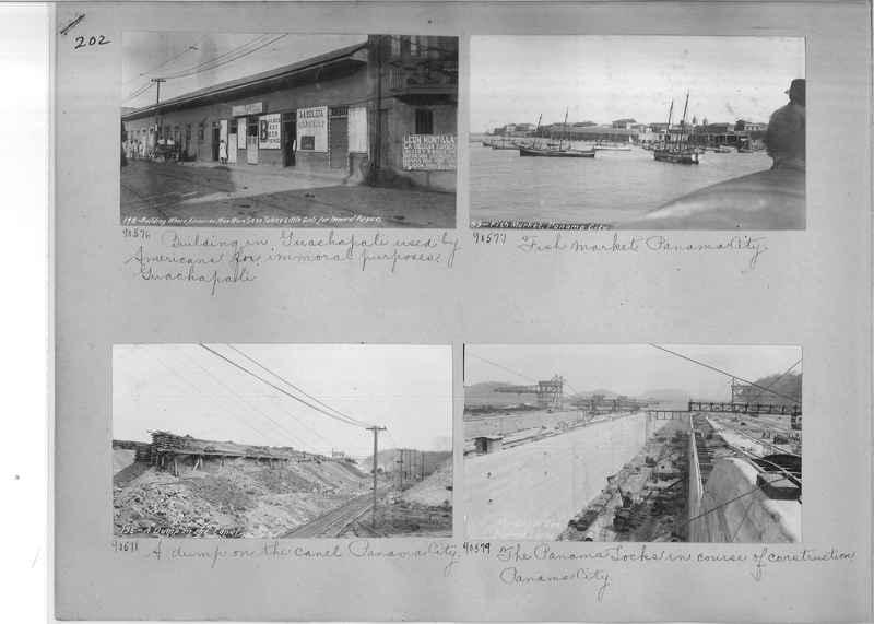 Mission Photograph Album - Panama #04 page 0202
