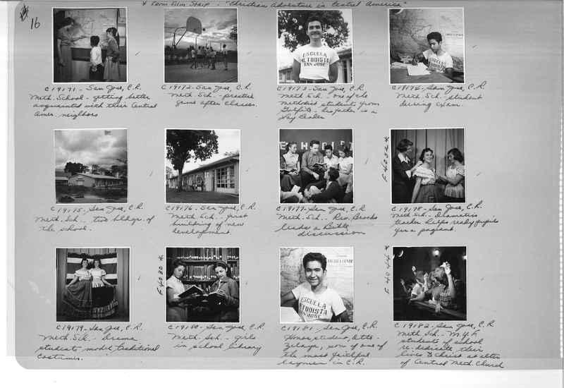 Mission Photograph Album - Panama #05 page 0016