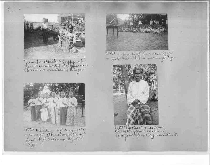 Mission Photograph Album - Burma #2 page 0028