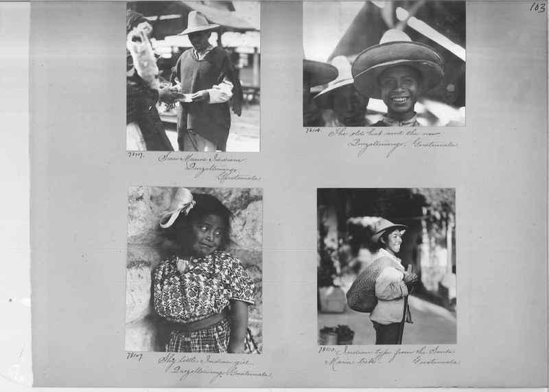 Mission Photograph Album - Panama #04 page 0103