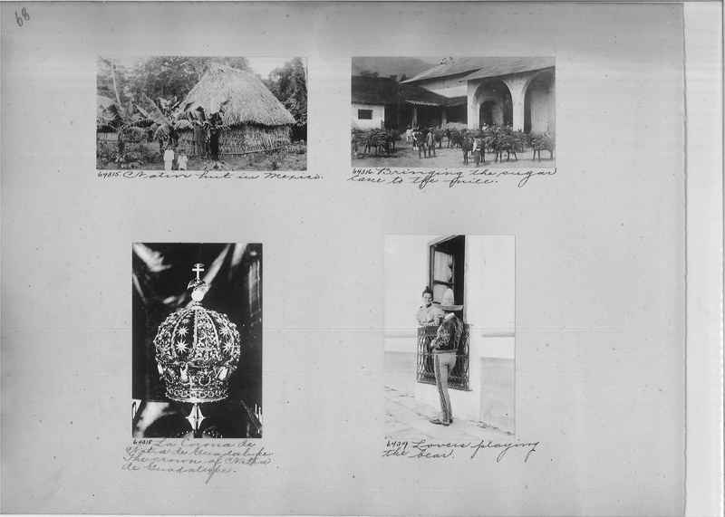 Mission Photograph Album - Mexico #04 page 0068