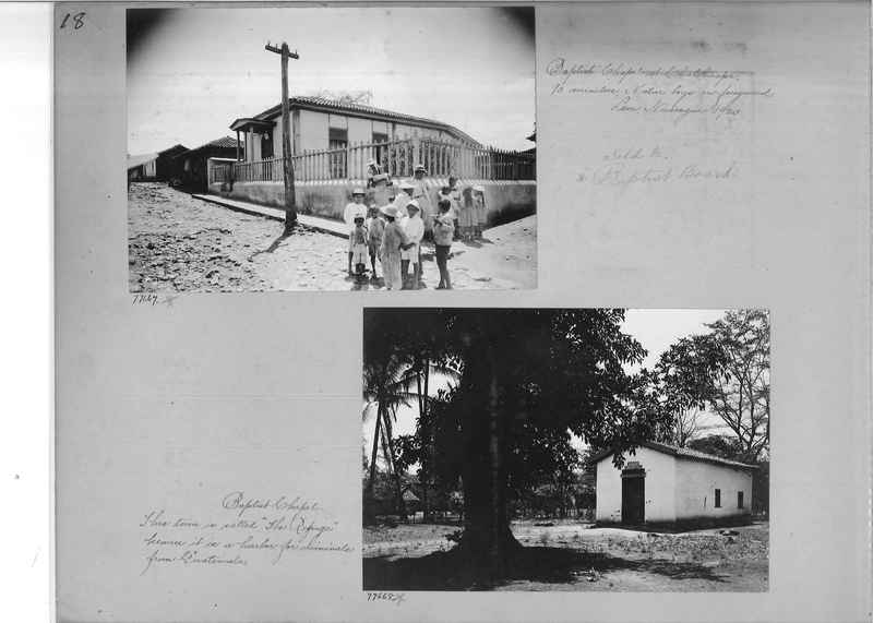 Mission Photograph Album - Panama #04 page 0018