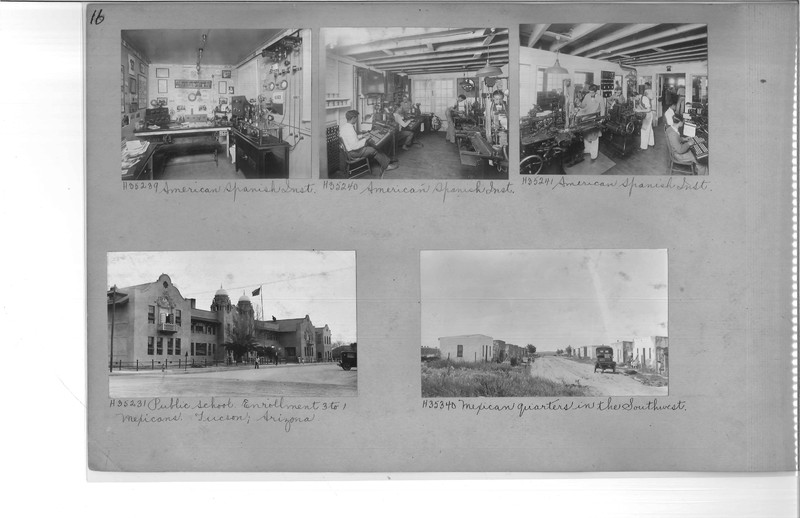 Mission Photograph Album - Latin America #2 page 0016