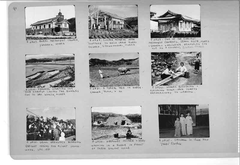 Mission Photograph Album - Korea #6 page 0090