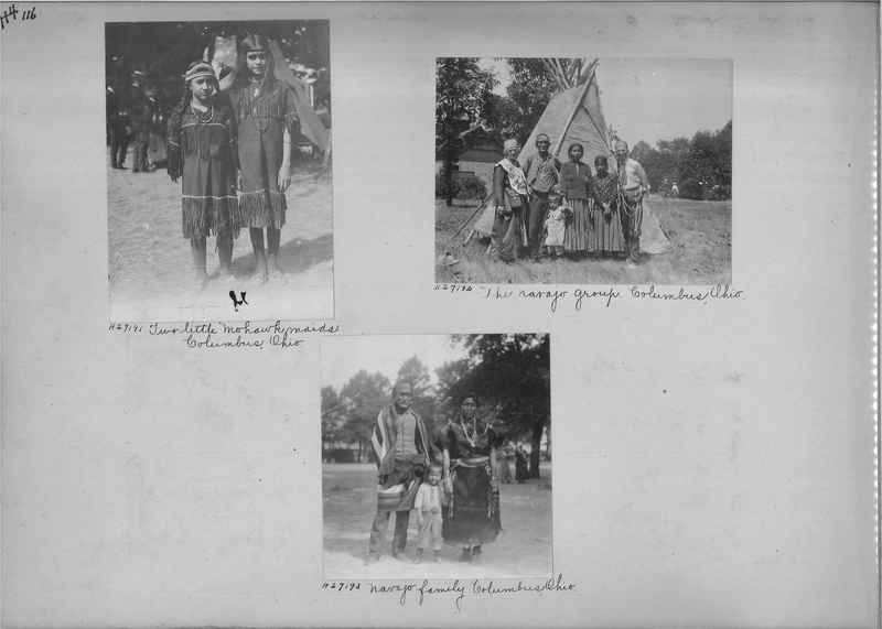 Mission Photograph Album - Indians #2 page_0116