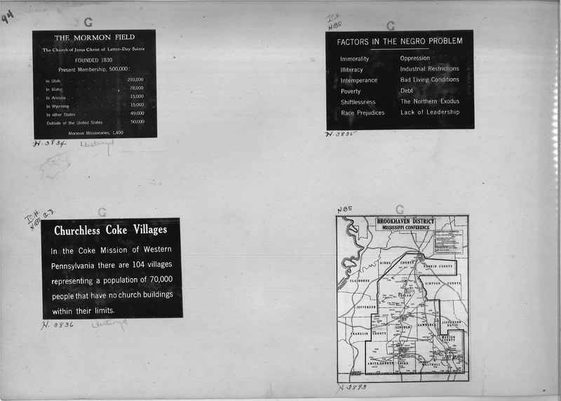 Mission Photograph Albums - Maps-Charts #01 Page_0094