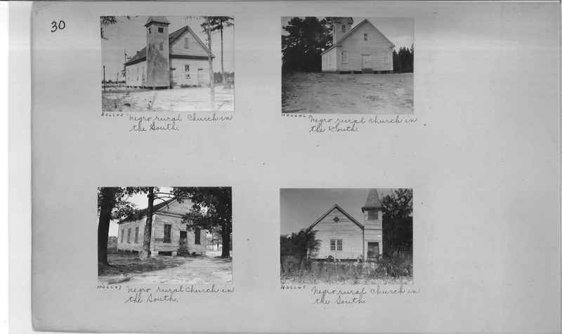 Mission Photograph Album - Negro #4 page 0030
