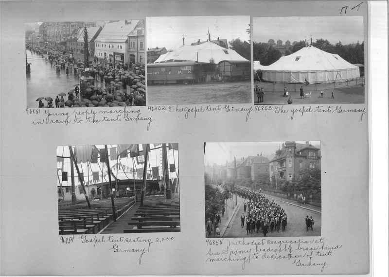 Mission Photograph Album - Europe #09 Page 0017
