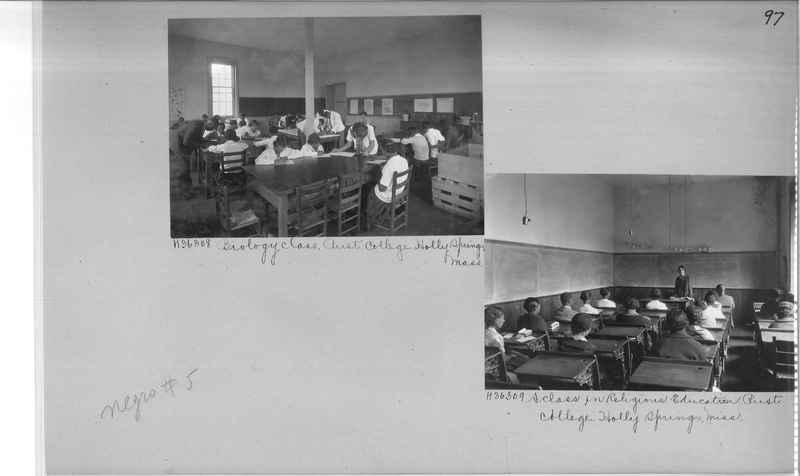 Mission Photograph Album - Negro #5 page 0097