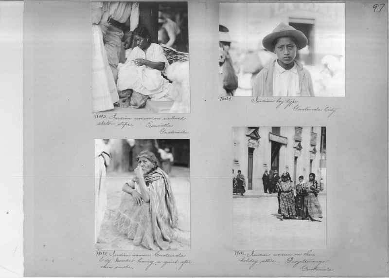 Mission Photograph Album - Panama #04 page 0097