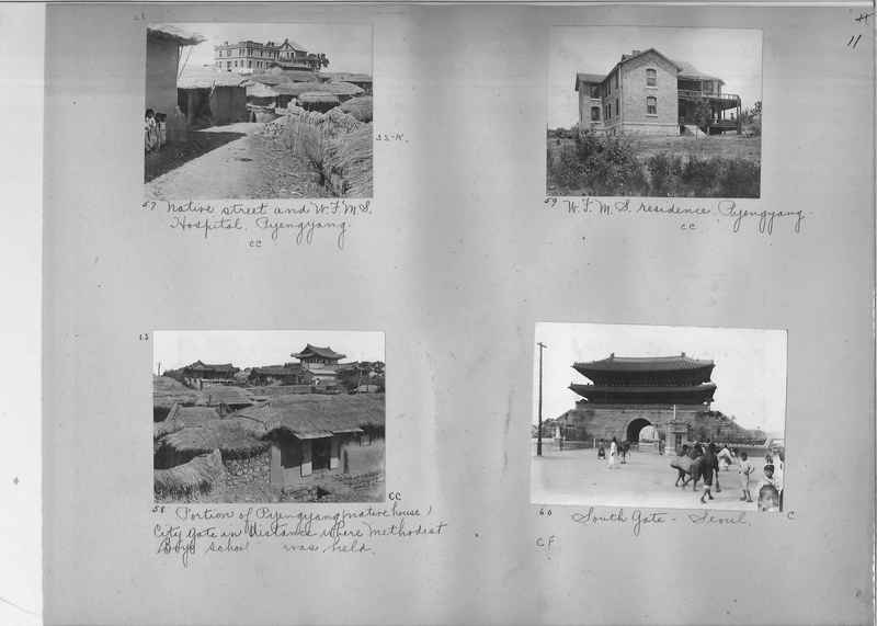 Mission Photograph Album - Korea #1 page 0011