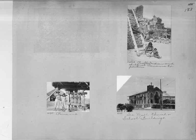 Mission Photograph Album - Panama #02 page 0183
