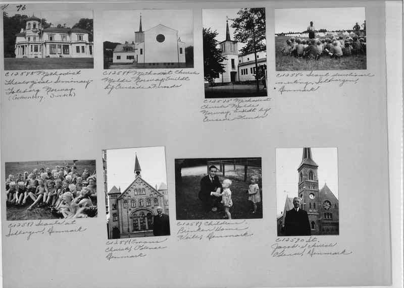 Mission Photograph Album - Europe #09 Page 0076