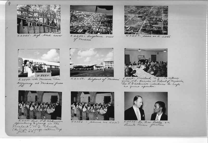 Mission Photogragh Album - Puerto Rico #4 page 0080