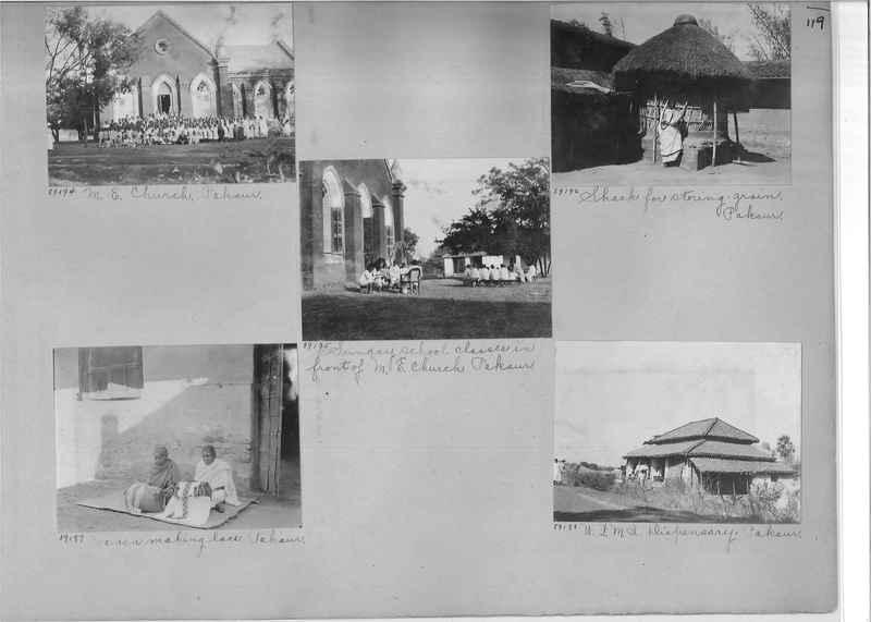 Mission Photograph Album - India #10 Page 0119