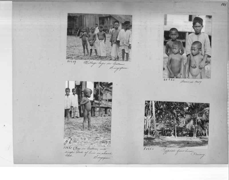Mission Photograph Album - Malaysia #6 page 0101