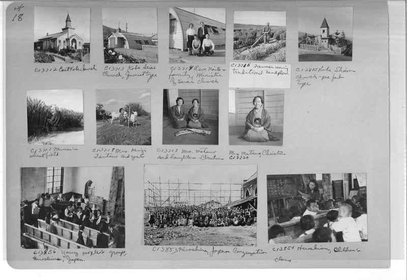 Mission Photograph Album - Japan #07 Page 0018