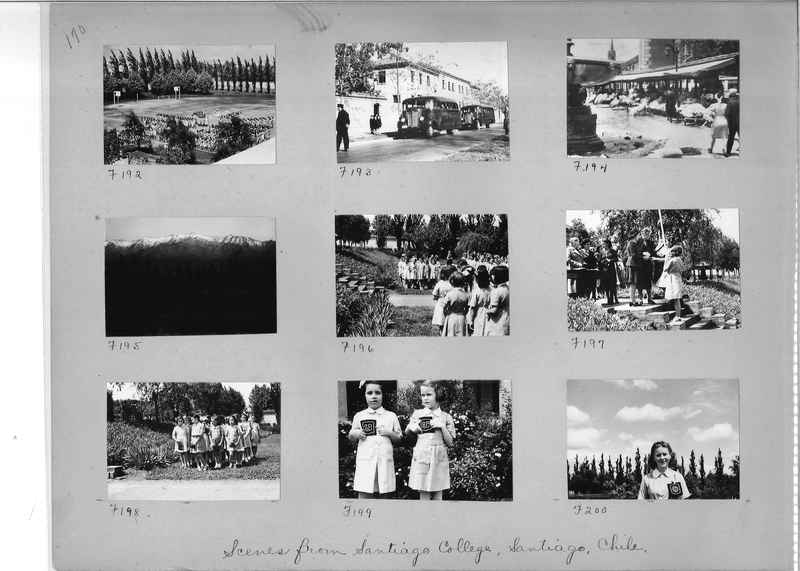 Misson Photograph Album - South America #8 page 0170