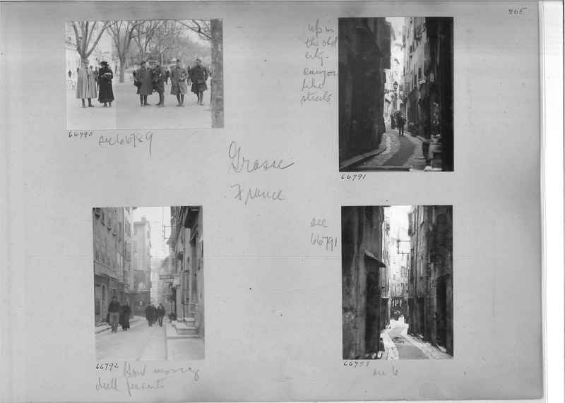 Mission Photograph Album - Europe #05 Page 0205