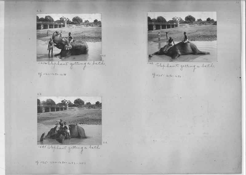 Mission Photograph Album - India #01 page 0033