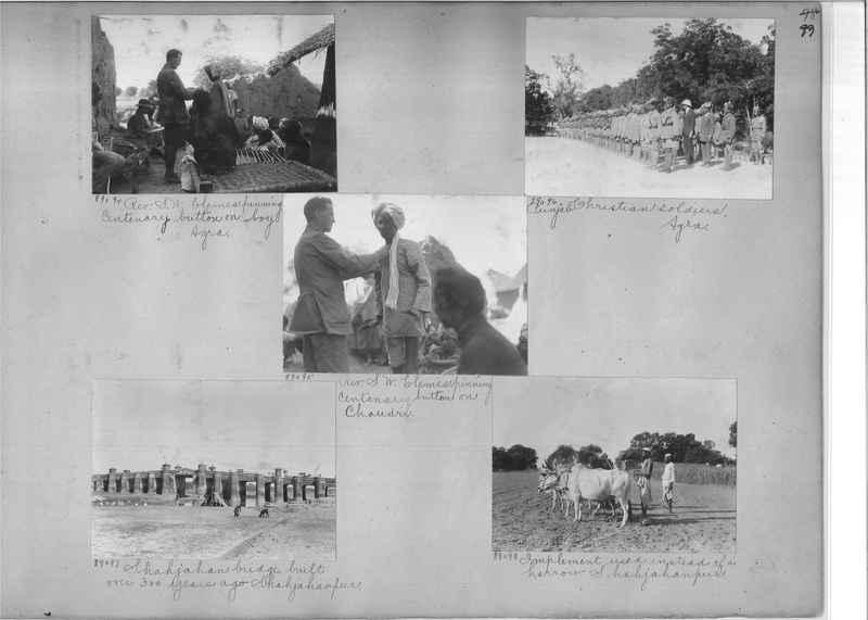 Mission Photograph Album - India #10 Page 0099