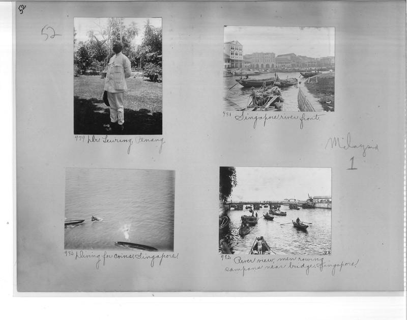 Mission Photograph Album - Malaysia #1 page 0052