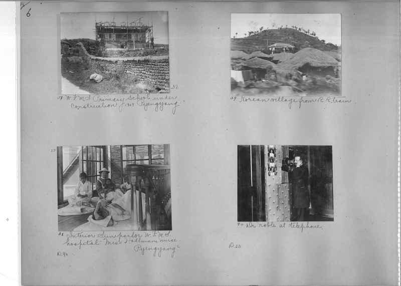 Mission Photograph Album - Korea #1 page 0006