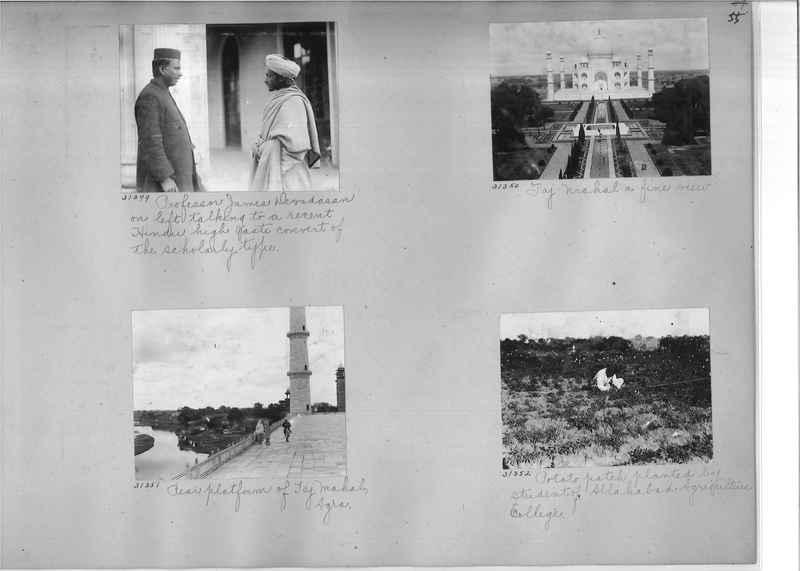 Mission Photograph Album - India #05_0055