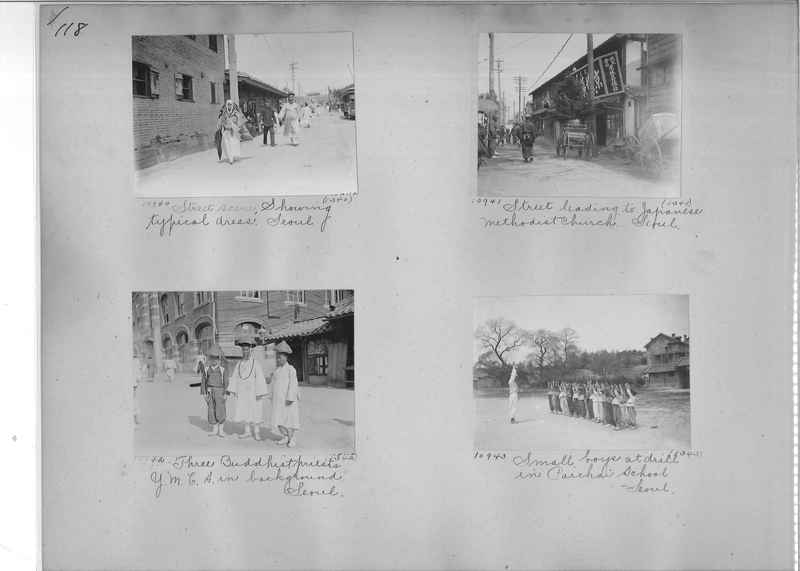 Mission Photograph Album - Korea #1 page 0118