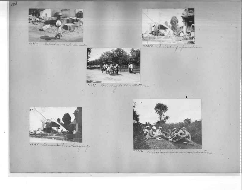 Mission Photograph Album - Malaysia #4 page 0126
