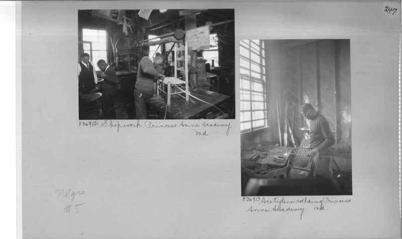 Mission Photograph Album - Negro #5 page 0247