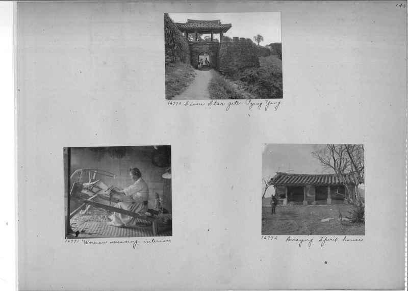 Mission Photograph Album - Korea #2 page 0143