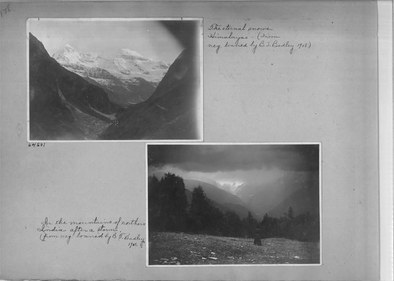 Mission Photograph Album - India - O.P. #02 Page 0178