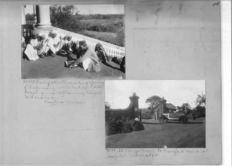 Mission Photograph Album - India #10 Page 0205
