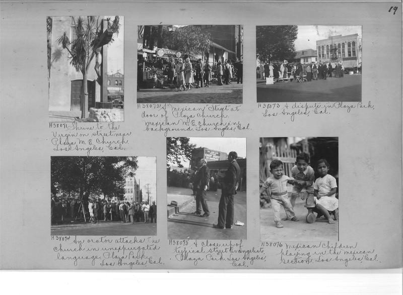 Mission Photograph Album - Latin America #2 page 0019