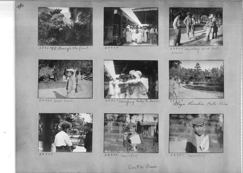 Mission Photograph Album - Panama #02 page 0038