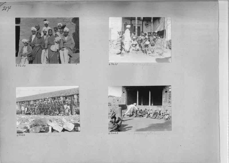 Mission Photograph Album - India #08 Page 0214
