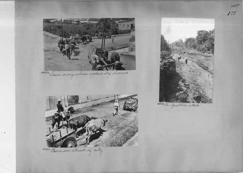 Mission Photograph Album - Panama #02 page 0175