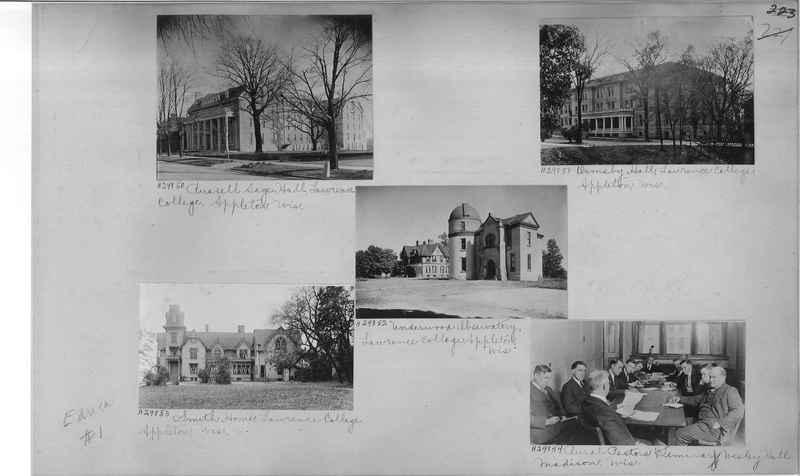 Mission Photograph Album - Education #1 page 0223