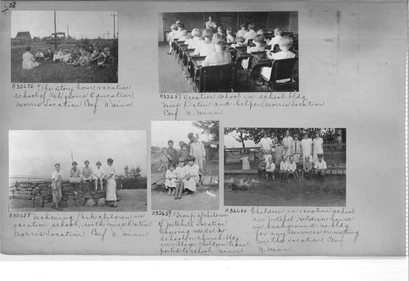 Mission Photograph Album - Religious Education #1 page 0028