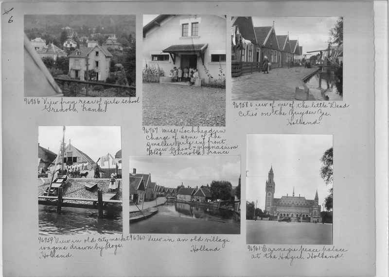 Mission Photograph Album - Europe #09 Page 0006