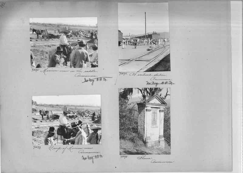 Mission Photograph Album - Mexico #04 page 0142