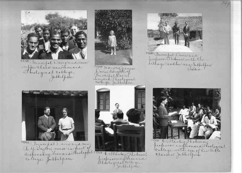 Mission Photograph Album - India #13 Page 0149