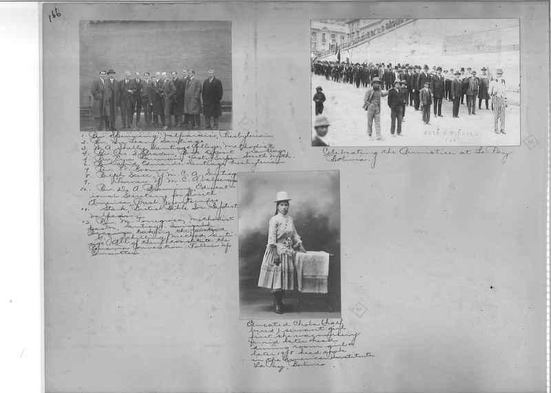 Mission Photograph Album - South America O.P. #1 page 0166