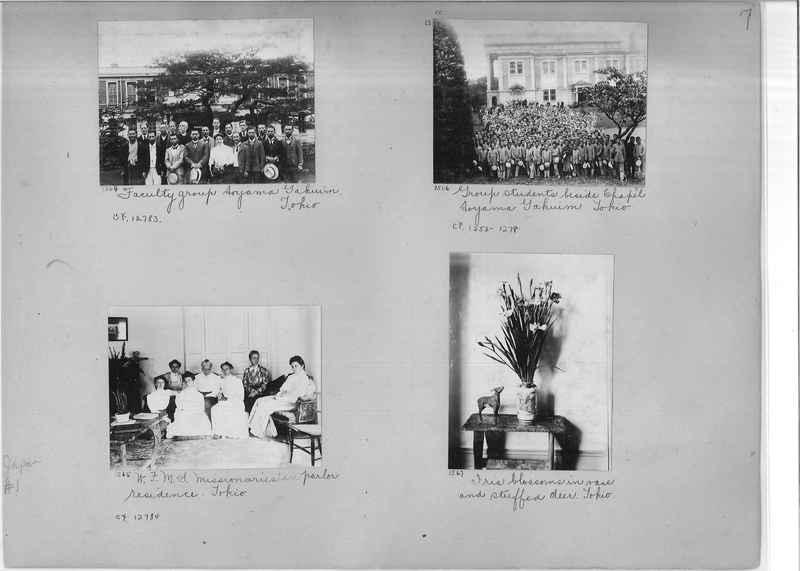Mission Photograph Album -  Japan #01 Page 0007