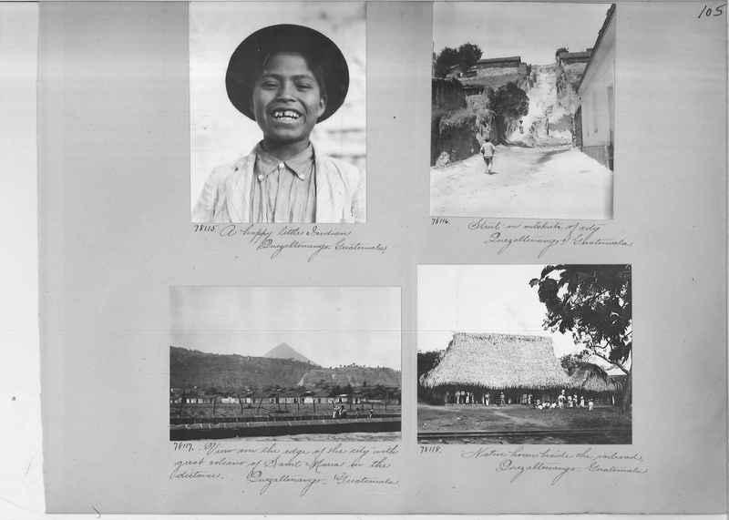 Mission Photograph Album - Panama #04 page 0105