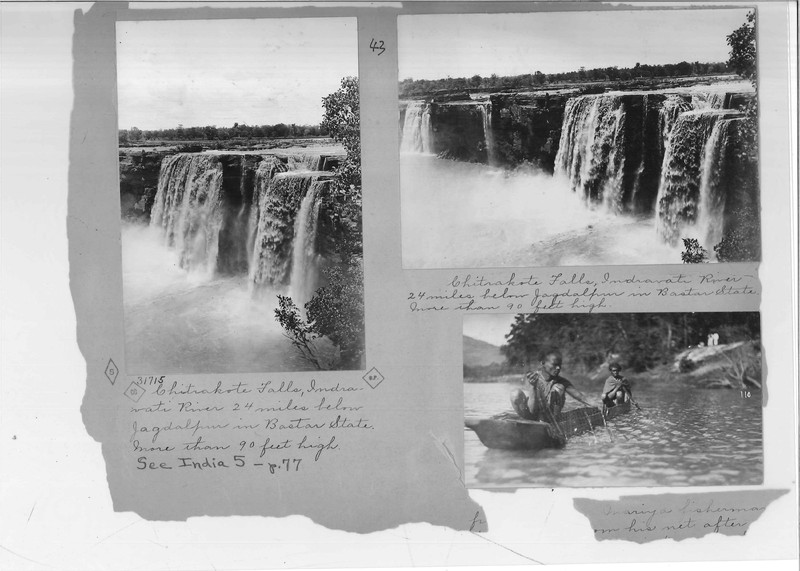 Mission Photograph Album - India - O.P. #02 Page 0043