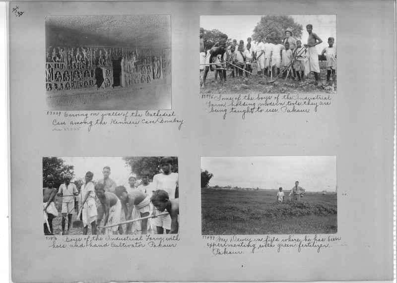 Mission Photograph Album - India #10 Page 0032