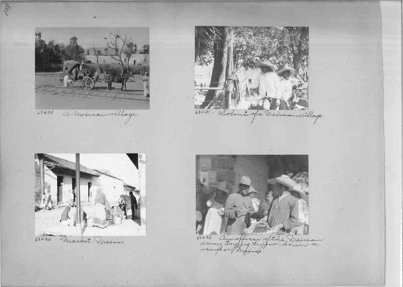Mission Photograph Album - Mexico #04 page 0108